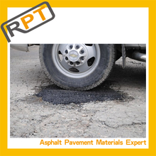 cold patch material - professional used in asphalt pavement