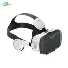 Alibaba Wholesale Cheap BOBO VR Z4 Virtual Reality 3D Video Glasses Large View with Headphone
