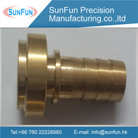 Brass CNC Turning Rice Mill Machine Spare Parts