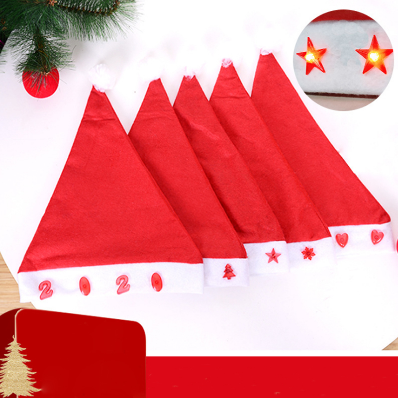 2018 Hot-selling High-grade Non-woven <strong>Christmas</strong> Present For Children <strong>Christmas</strong> Hat