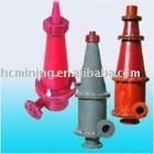 polyurethane hydrocyclones classifier