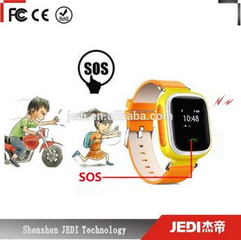 SOS emergency telephone Q60 gps tracker kids watch cell phone_HL792