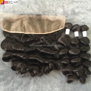 HOT Selling Cuticles Aligned Virgin Ladies Hair Cuts Style
