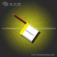 gps external batteries 652223 3.7V 200mah li ion polymer battery