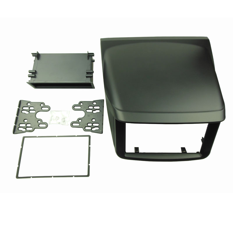 1 or 2 Din For Mitsubishi Pajero Sport Triton <strong>L200</strong> Radio <strong>DVD</strong> Stereo Panel Dash Mounting Installation Trim Kit Face Frame Fascia