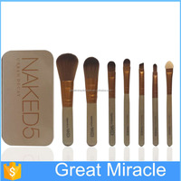 Best beauty makeup brushes set with custom logo makeup case