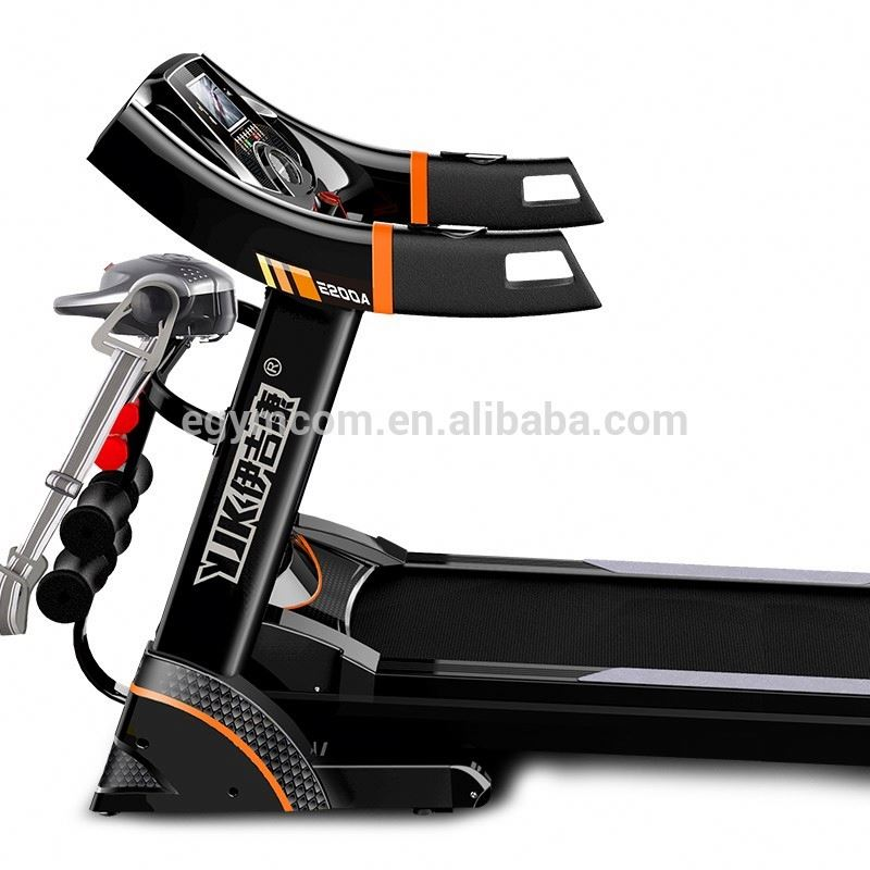 New arrival home sports fashionable electric treadmill body building