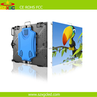 online shopping RGB advertising p4 p3 p5 p6 video wall panel led display for rental
