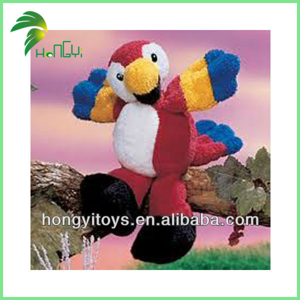 Funny Happy Birds Plush Animal