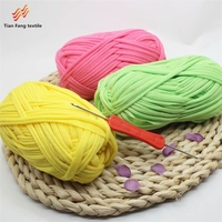 Factory hot sale 100 g/roll hook bag yarn, hand-woven yarn, lady's bag yarn crochet yarn