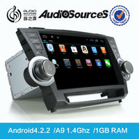 car gps with russian language for Toyota highlander with navigator gps video out 3G WIFI TV BT