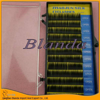 Charming and belle lashes OEM mink eyelash extensions
