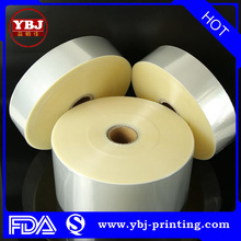 China BOPP single heat sealing film for fruits with CE approved/hot sealable film/bopp packing film