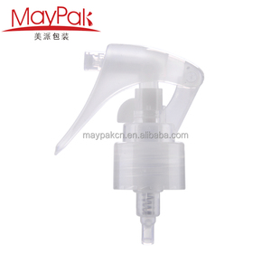 factory produce small trigger sprayer with plastic twist closure