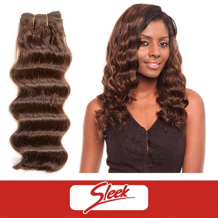 2017 Rebecca Best Selling Hair Products Brazilian Deep Wave Human Hair Extension or Hair Weaving for Gorgeous Girl or Women