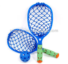 Toss and Catch Game Set / Beach Paddle Ball Set/Plastic Paddle