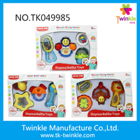 Twinkle toys baby rattle toy baby hand bell sets