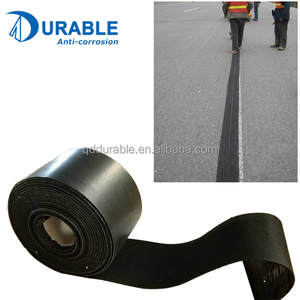 Seam Sealing Tape for Cracks Repair on Asphalt and Concrete Paving Road