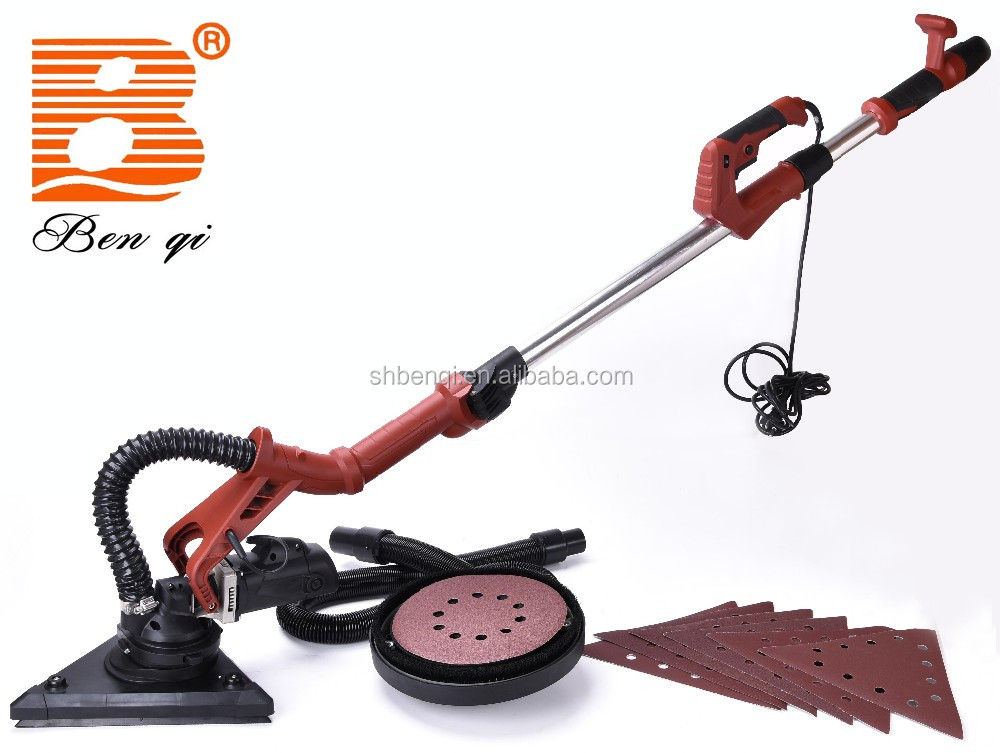 Giraffe electric Drywall Sander with round and triangle DW2315