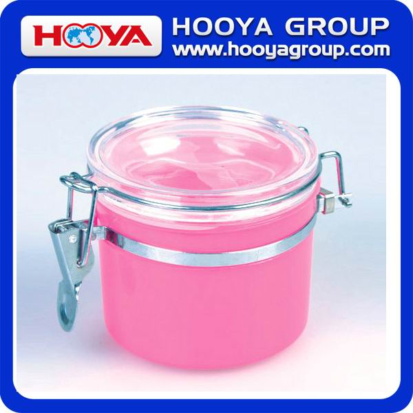 Tea Or Coffee Vacuum Airtight Commercial Canisters