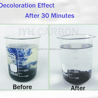 Oil Decoloring Chemical Wood Coal Activated