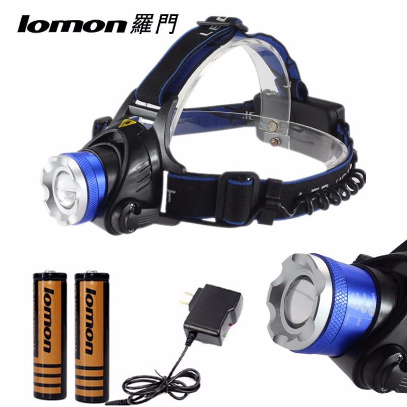 Most Powerful Led Rechargeable Headlamp Flashlight Headlamp