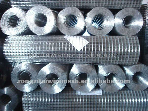 galvanized welded wire mesh and wire panels