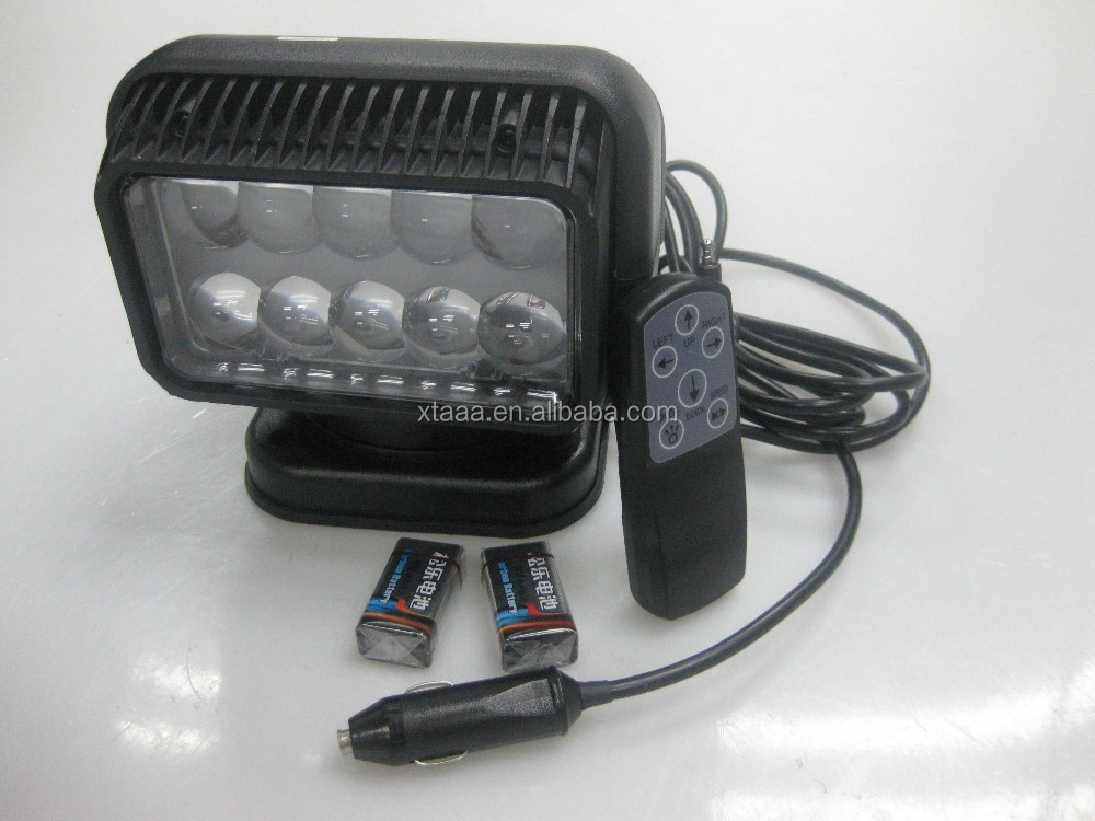 Clear LED Driving Light Remote Control With The 11 Years Gold Supplier In Alibaba (XT2099)