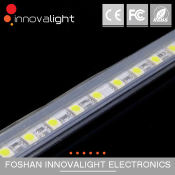 INNOVALIGHT 24 VOLT led strip aluminium heat sink LED STRIP LIGHTING 16W LED LIGHT DUSTPROOF LED RIGID STRIP LIGHT