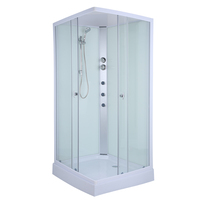 AJL15E02 Quality-Assured New Fashion Bathtub Shower Enclosure