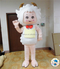 goat mascot costume/used mascot costumes for sale