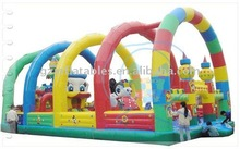 2012 {Qi Ling} Mickey amusement park games equipment