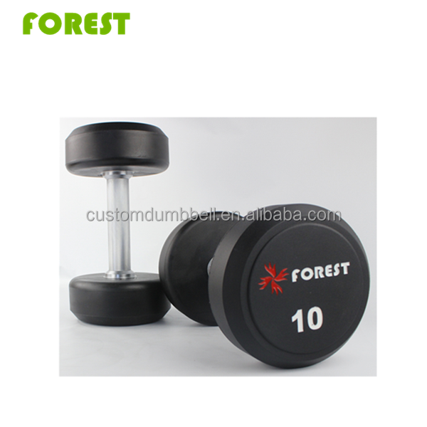 Home sport equipment exercise the waterproof dumbbells fitness 15kg weights gym dumbbells set