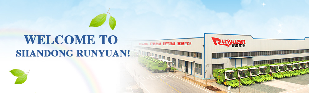 Popularity 4YZ----6 G60 Corn Combine Harvester of Runyuan Industry