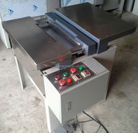 Book Back Press Machine hydraulic