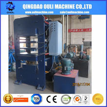 High Precision Rubber Compound Two Roll Open Mixing Mill