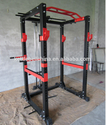 Multi Power Rack / Crossfit Power Lot / Gym equipment Power cage