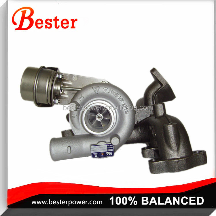 Turbocharger for Audi A3 TDI Car turbo BV39 - KP39 54399880017