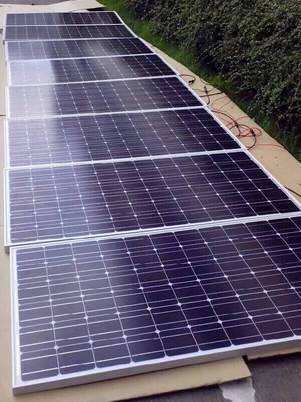 Newest Product High Effeciency 300w Poly Solar Modules