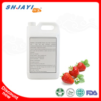 (FDA) Best Selling 50 Times Strawberry Juice Fruit Juice Concentrate