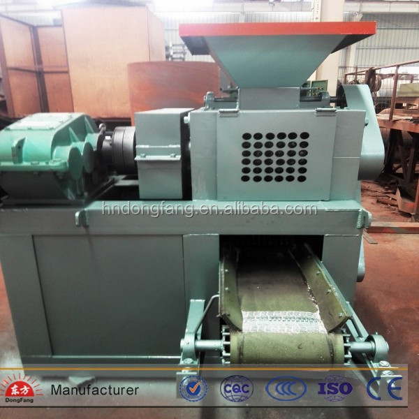 Used aluminum briquette press making machine