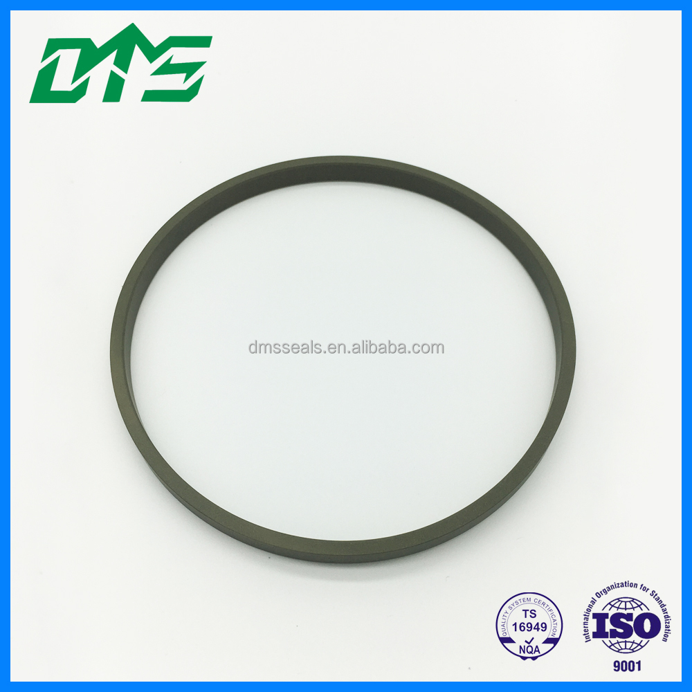 bronze PTFE rod seal for hydraulic Compact Seal SPNO