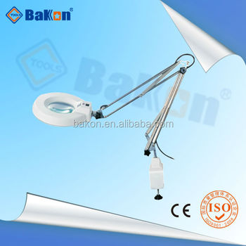 LED light magnifier