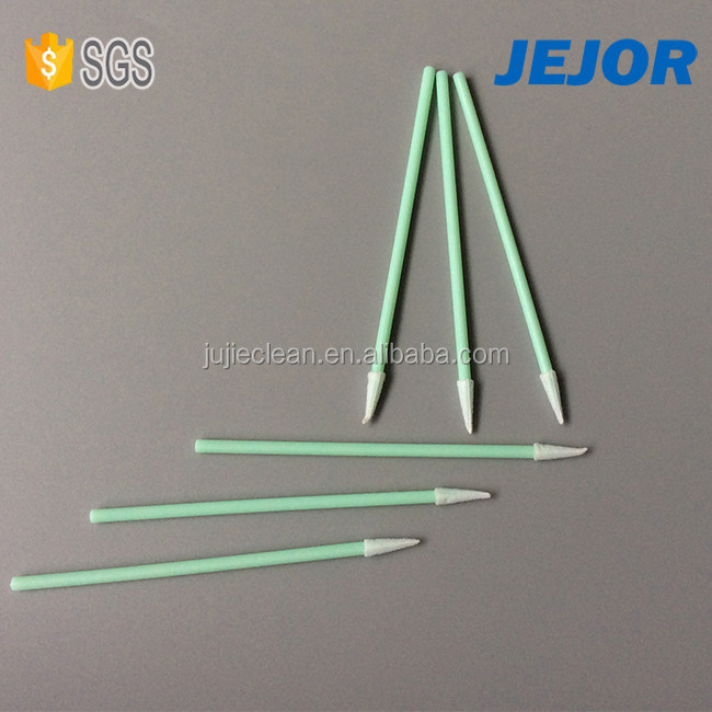 Mini Cleaning Sponge Spiral Sharp Head Swabs for Hard Disk Drive