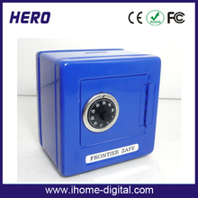 oem cartoon figure money bank lock boxes safe lockers for valuables electronic cheap piggy bank