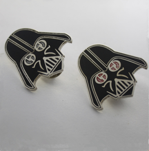 Customized shape hard enamel metal pilot wings pin badge