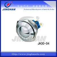 JH30-04 Metal Dome Momentary Push Button Switch