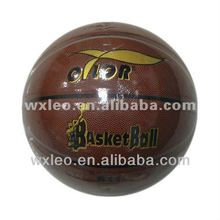 PU standard match basketball,deep channel basketball,world famous brand basketball