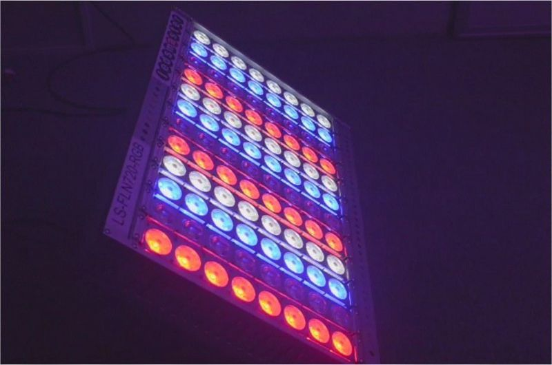 400w LED RGB Light LED Grow light DMX controller