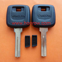 Volvo transponder key ; ID44 chip key